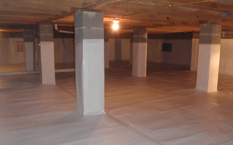 Crawlspace Services